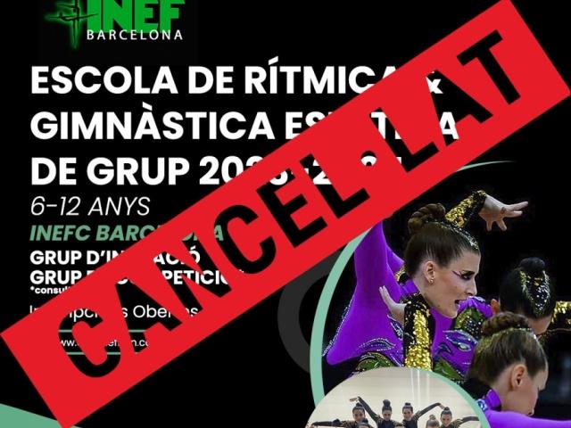 Escola de Gimnàstica Rítmica i Gimnàstica Estètica de Grup