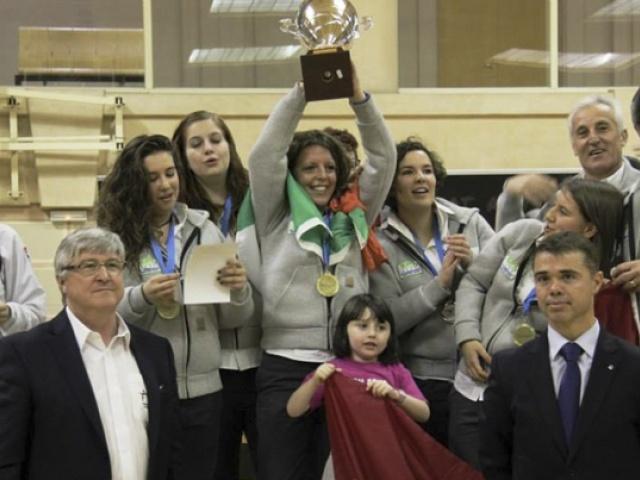 Galeria Dia 3 - Finals i Entrega de Premis Copa Europa Tamborí Barcelona 2014