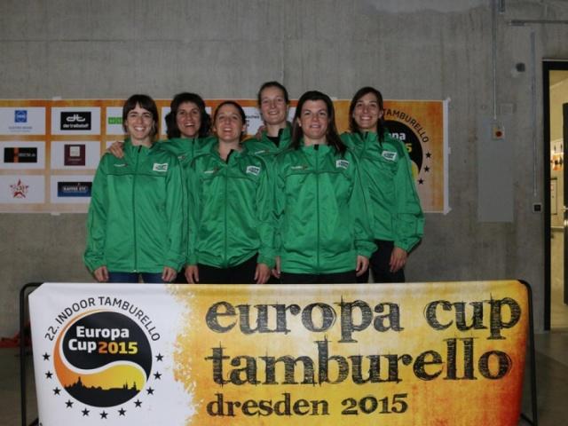 Galeria: Copa Europa Tamborí Indoor 2015