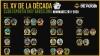 INEF Barcelona, únic Club amb jugadores nominades a totes les posicions al XV de la Dècada de la FCR