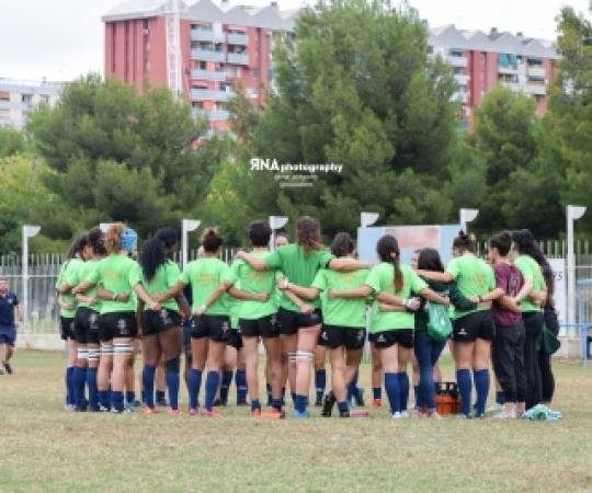 Prèvia: Sanse Scrum RC vs INEF-L'Hospitalet, J3 Lliga Iberdrola 2019-2020