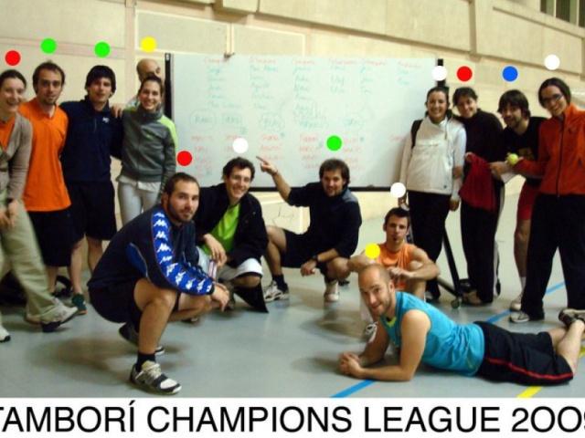 Galeria: Tamborí Champions League 2009