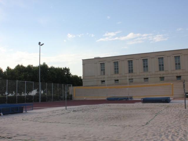 Galeria: Pista Volei Club Esportiu INEF Barcelona