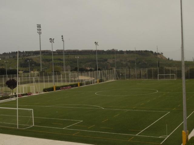 Galeria: Gespa Club Esportiu INEF Barcelona