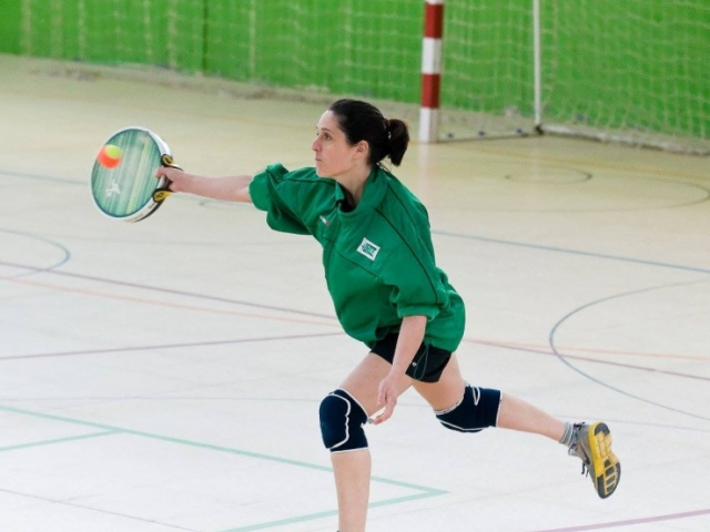 Galeria 6a. Jornada Lliga Catalana de Tamborí Femení 2014-2015